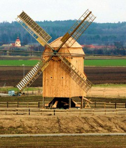 Bockwindmühle Elsterwerda