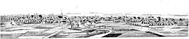 Elsterwerda um 1887