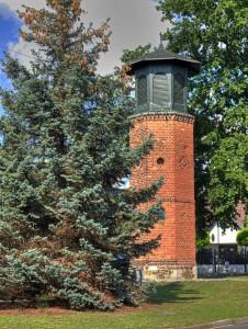 Der Glockenturm in Elsterwerda-Biehla