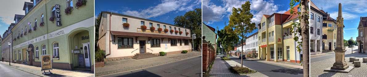 Internetseite der Stadt Elsterwerda