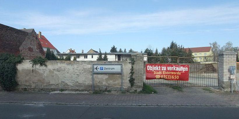 Grundstück Burgstraße