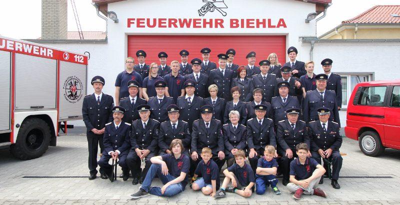 Freiwillige Feuerwehr Elsterwerda - Biehla