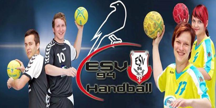 Handball-Banner