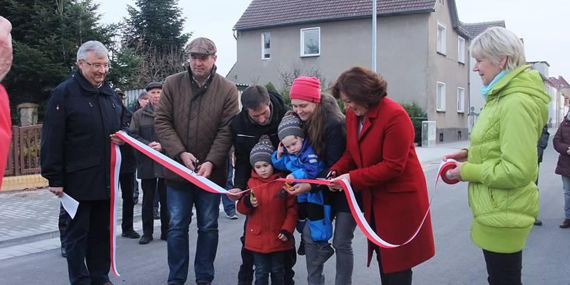 Eröffnung Ackerstrasse