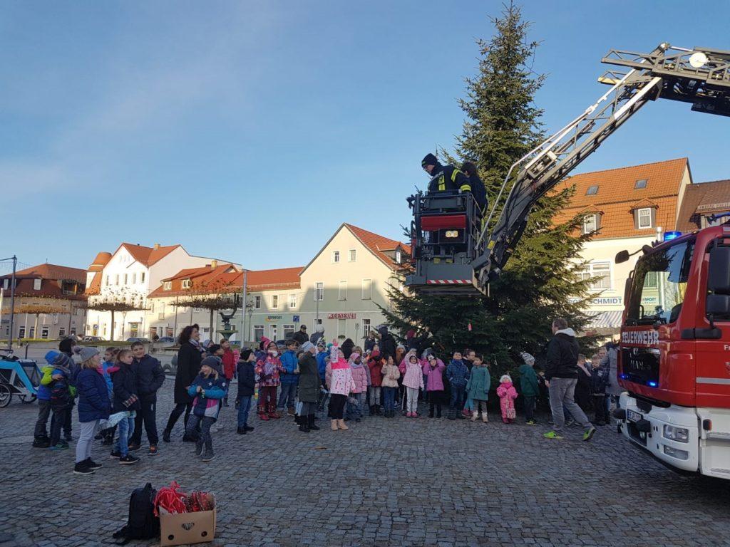 Weihnachtsbaum der Kinder 2019