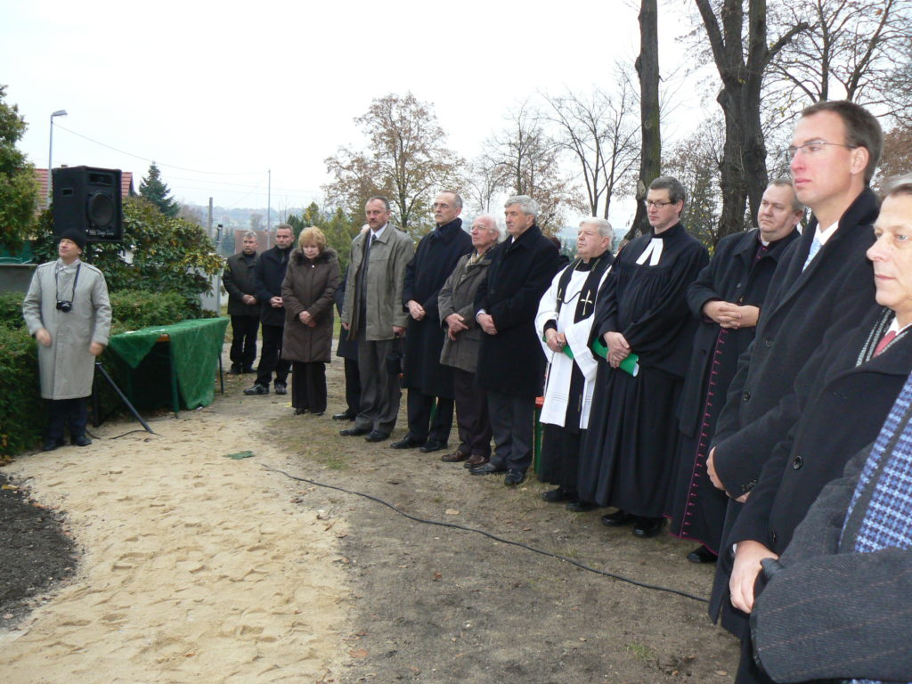 """10 Jahre """"Denkmal der Versöhnung in Biehla"""""""