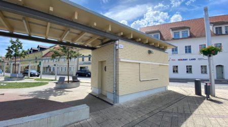 WLAN Hotspot Markt Elsterwerda