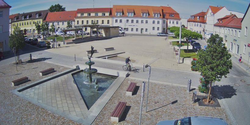 Marktplatz-Webcam 09.06.2020