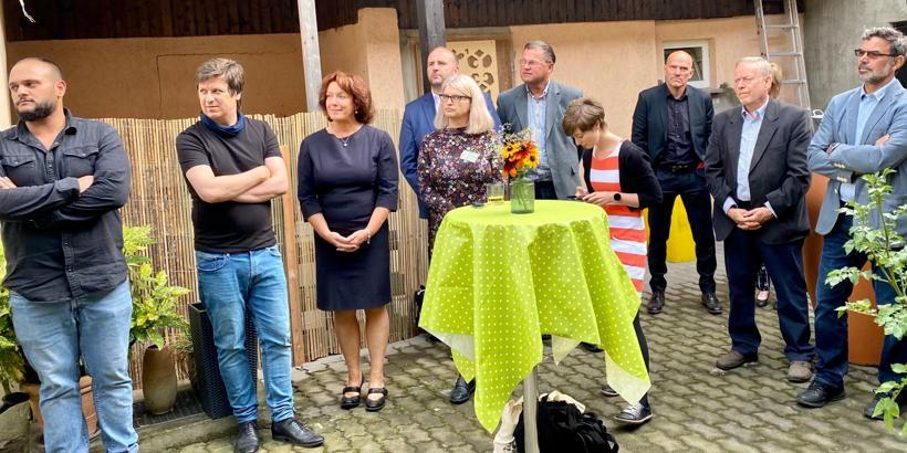 Eröffnung der Kreisgeschäftsstelle der Bündnisgrünen