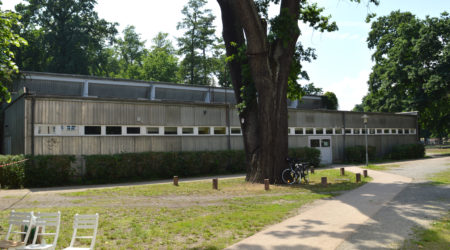Sporthalle Landkreis Elbe-Elster