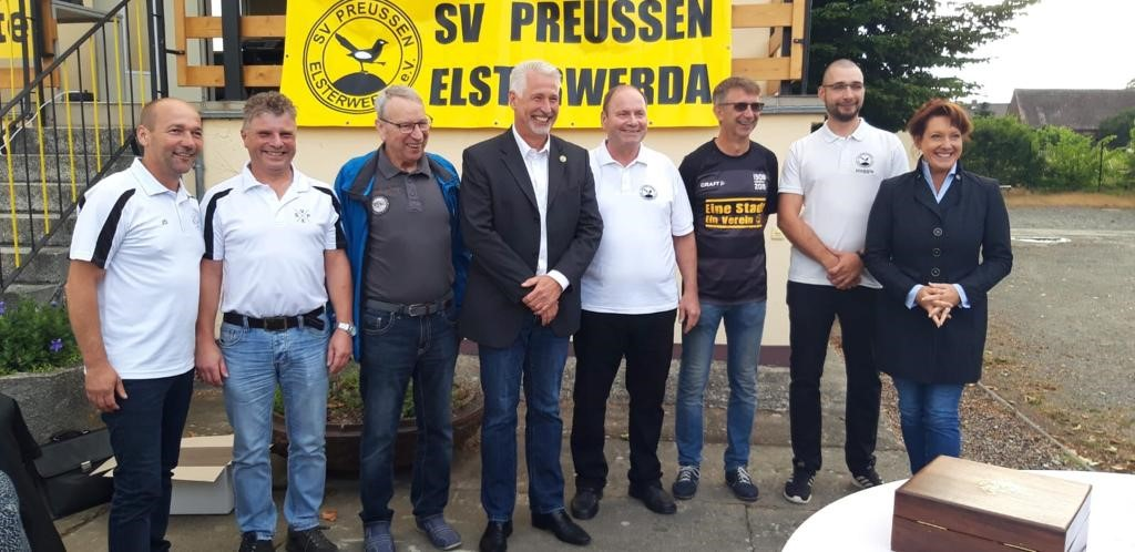 SV Preußen Elsterwerda - Mitgliederversammlung