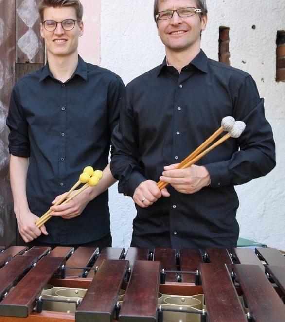 Marimba-Duo