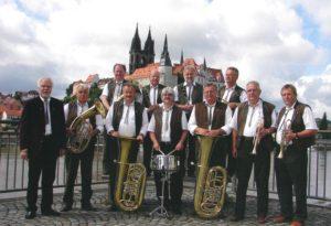 Meißner Blasmusikanten
