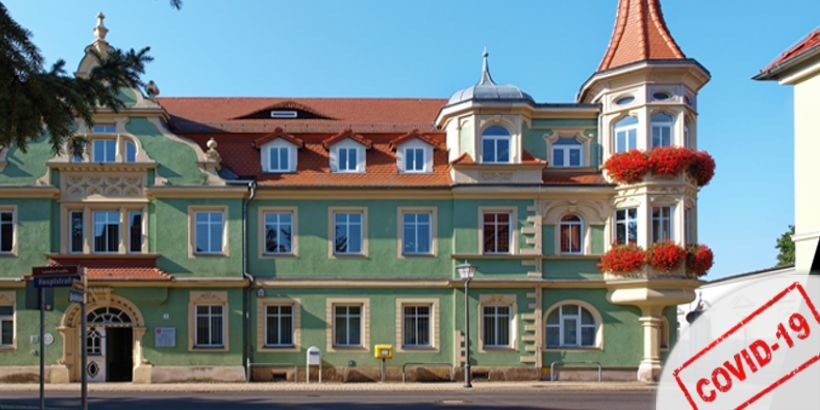 Rathaus Covid-News