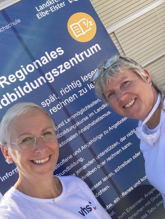 Team des Grundbildungszentrums Elsterwerda