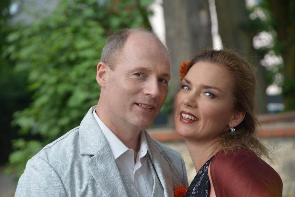 Carola Reichenbach & Thomas AnderssonFotograf: Stephen Rübsam