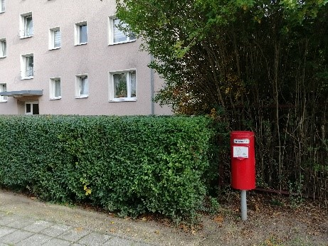 Hundetoilette Lindenweg