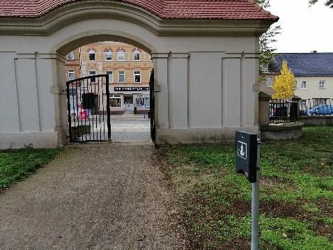 Hundetoilette Stadtpark Heldentor