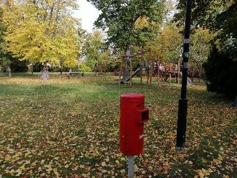 Hundetoilette Stadtpark