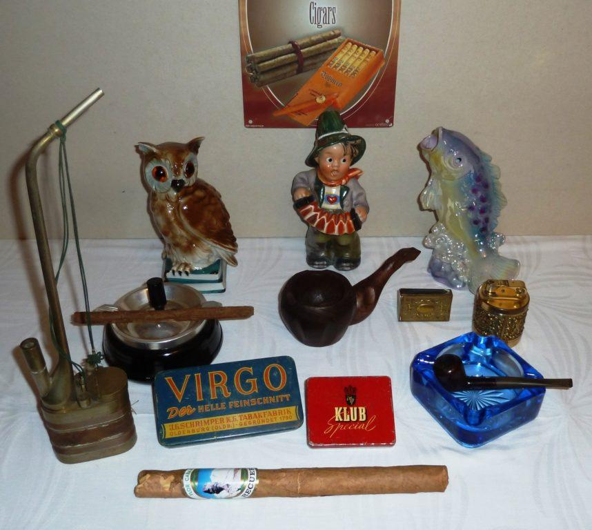 Der blaue Dunst – Entstehen und Vergehen des Tabakrauches